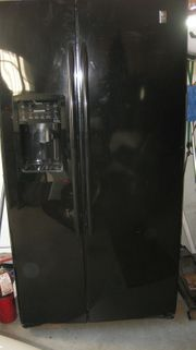 refrigerator GE Profile side by