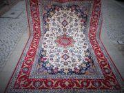 Perserteppich Seidenteppich Isfahan 240x165 cm