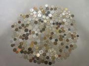Konvolut Münzen aus den Jahren