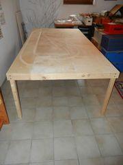 Tisch Modulbauweise für Modelleisenbahn etc