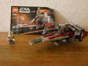 Lego 6205 - V-Wing-Fighter - Star Wars -