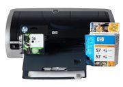 HP Deskjet 5850 Tintenstrahl Drucker