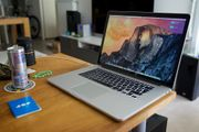 Macbook Pro 15Zoll 2015 Retina