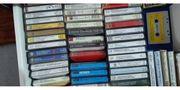 Gelegenheit Musikcassetten und CD S