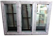Kunststofffenster 210x150 3flg aus Bayern