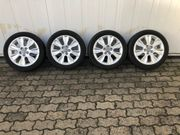 Audi A1 Winterreifen mit Alufelgen