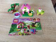 LEGO Friends Mias Welpen-Häuschen 3934