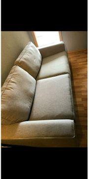 Sofa Grau wie neu