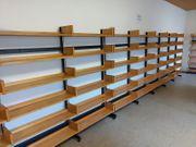 Bücherregal robuste Bauweise aus Büchereibestand