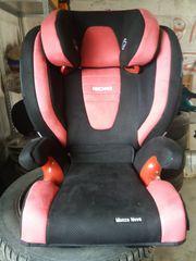 2 Kindersitze Recaro MONZA NOVA IS