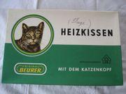 Beurer Heizkissen in Originalverpackung aus