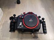 Unterwassergehäuse für Fotokameras Easydive Leo3
