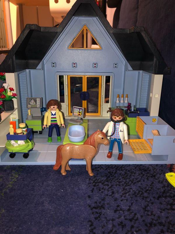 Playmobil Tierpraxis