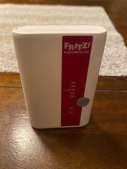 WLAN Verstärker Marke Fritz