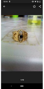 Ringe gold 750 18 Karat