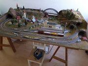 Komplette Märklin Modelleisenbahn H0