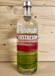Absolut Vodka Gustafson Edition 2012