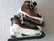 Eishockey Goalie Schlittschuhe Bauer Supreme