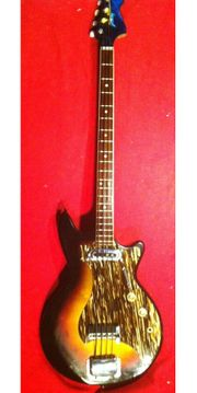 60er Framus Bass Guitar Stratobass