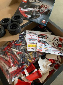 Spielzeug: Lego, Playmobil - LEGO TECHNIC Grand Prix Racer