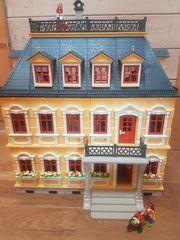 PLAYMOBIL Nostalgie Villa 5301 zu