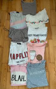 T-Shirt Set Größe M L