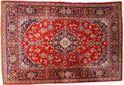 Orientteppich Kaschan Keschan Perserteppich alt