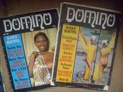 erotikmagazine domino zu verkaufen