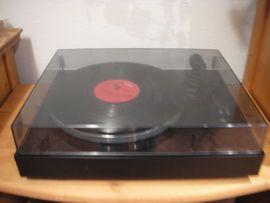 Plattenspieler, Tonband - Thorens Schallplattenspieler TD 280 MK