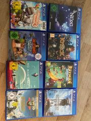 8 Playstation 4 Spiele