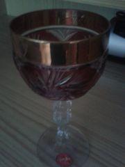 Römerglas rot