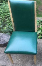 Stuhl gut gepolstert