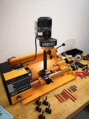 Drehbank Drehmaschine Emco compact 5