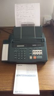 Brother Faxgerät 910