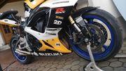 Rennbike GSxR 600