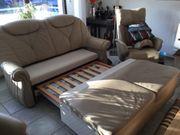 Sofa mit ausziehbarem Bett Es