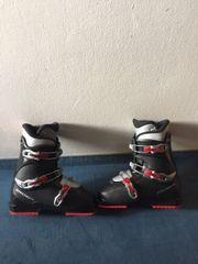 Skischuhe Tecno Pro T45 schwarz