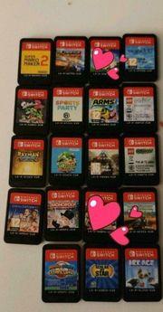 Switch Nintedo Spiele