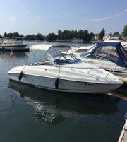 Motorboot mit Kajüte 6x2 3m