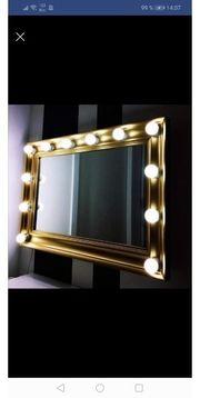 Spiegel Hollywood Spiegel Friseur Make