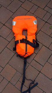 Ohnmachtssichere Rettungsweste Schwimmweste Kind 100N