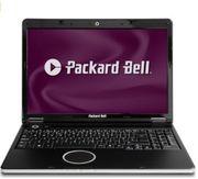 Laptop von Packard Bell Neuwertig