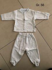 Baby Schlafanzug gr 56