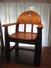 Wasa Massivholzmöbel Ess- Wohnzimmer komplett