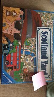 Scottland Yard Spiel