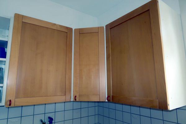 IKEA Faktum Küche Obeschränke zu
