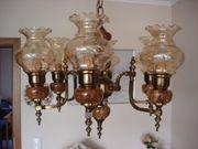 Onyx Wohnzimmer Hängelampe und Wandlampe