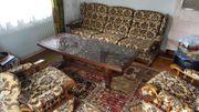 Vintage-Wohnzimmer Sitzgarnitur 70er Jahre Angebotsende