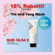 Gesichtsmaske Yin and Yang - Nuskin -