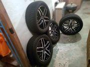 4 x Mercedes orig 18